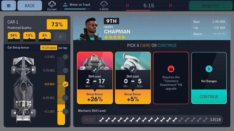 Motorsport Manager Mobile 3 mod free