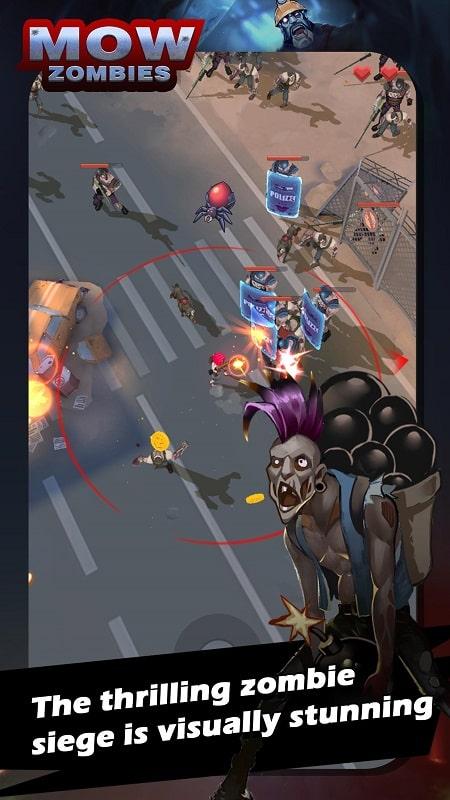 Mow Zombies MOD
