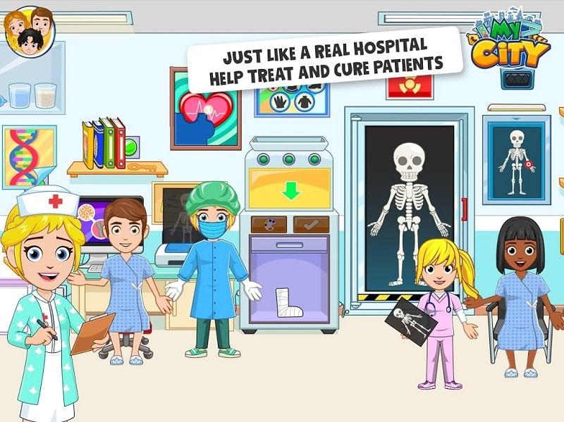 My-City-Hospital-mod-apk