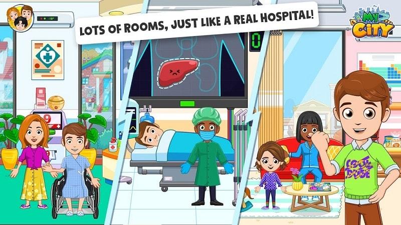My-City-Hospital-mod-download
