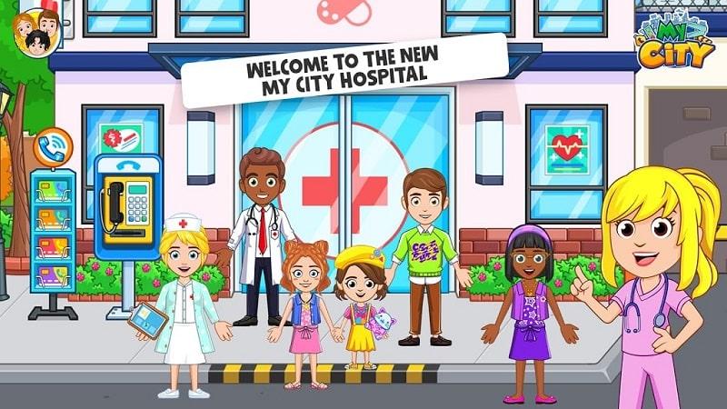 My-City-Hospital-mod