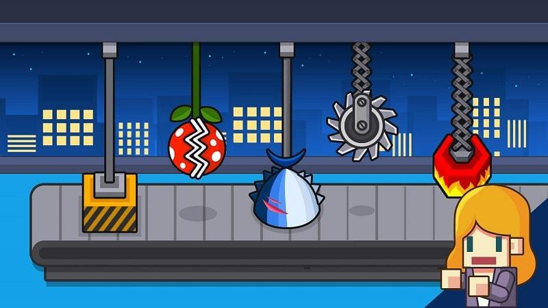 My Factory Tycoon mod apk