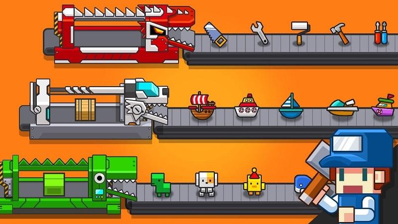 My Factory Tycoon mod