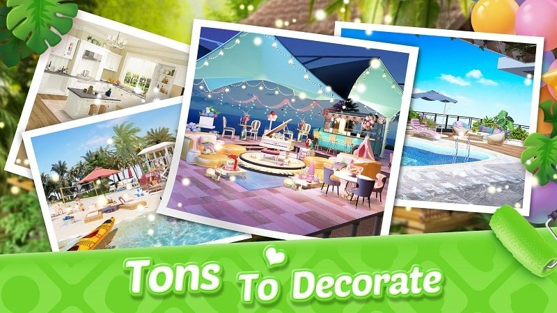 My Home Design Dreams mod android