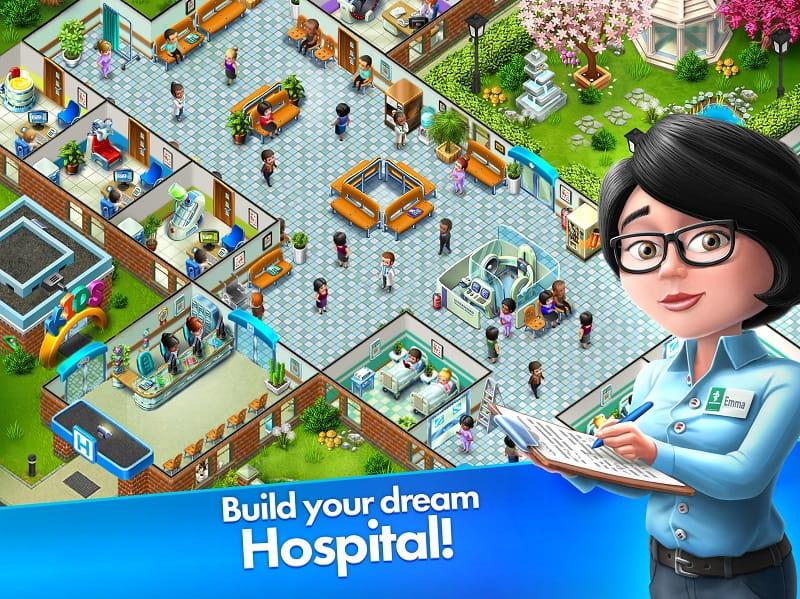 My Hospital mod