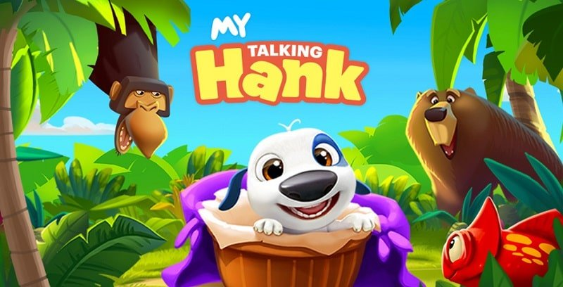 My-Talking-Hank
