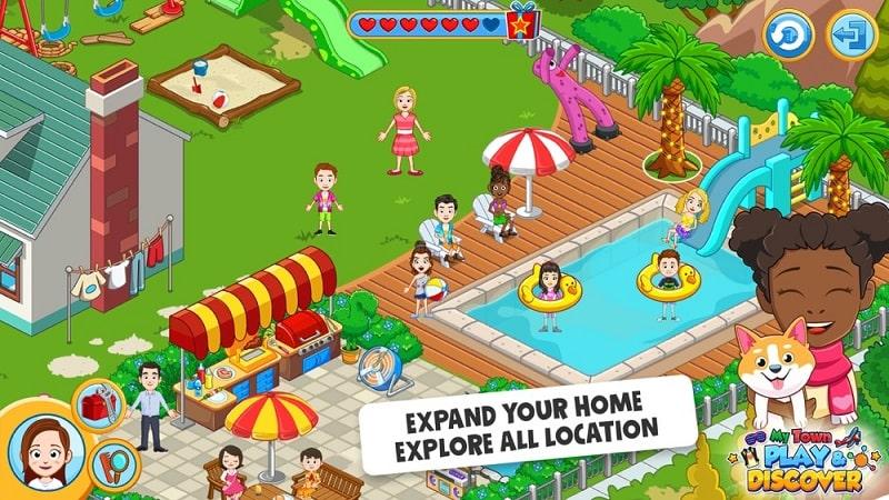My-Town-Discovery-Pretend-Play-mod-apk-free
