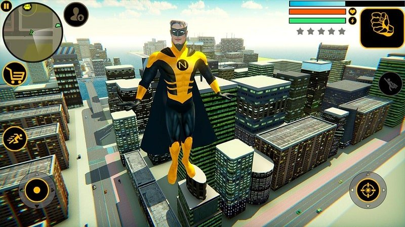 Naxeex-Superhero-mod-apk