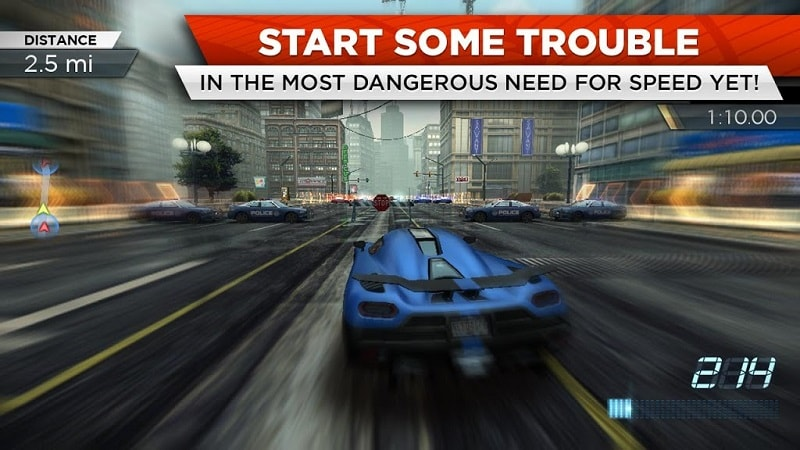 Need for Speed Most Wanted mod download