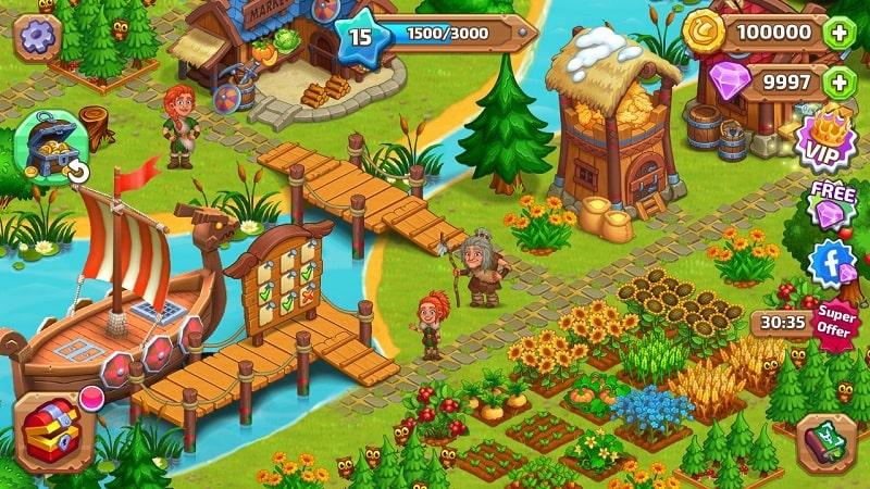 North Dragon Island mod apk free