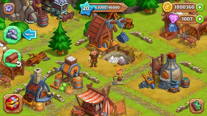 North Dragon Island mod free free