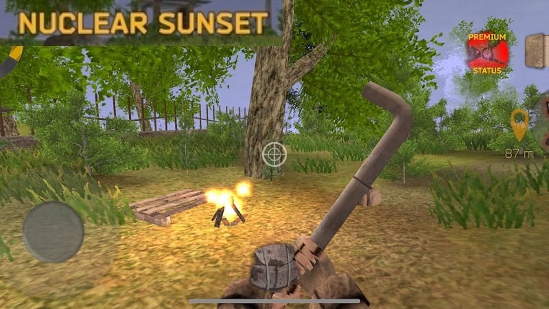 Nuclear Sunset mod android