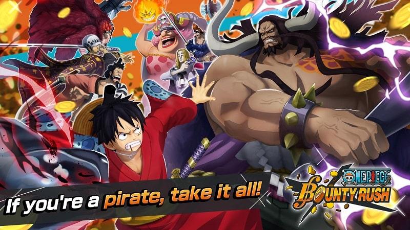ONE PIECE Bounty Rush mod download1