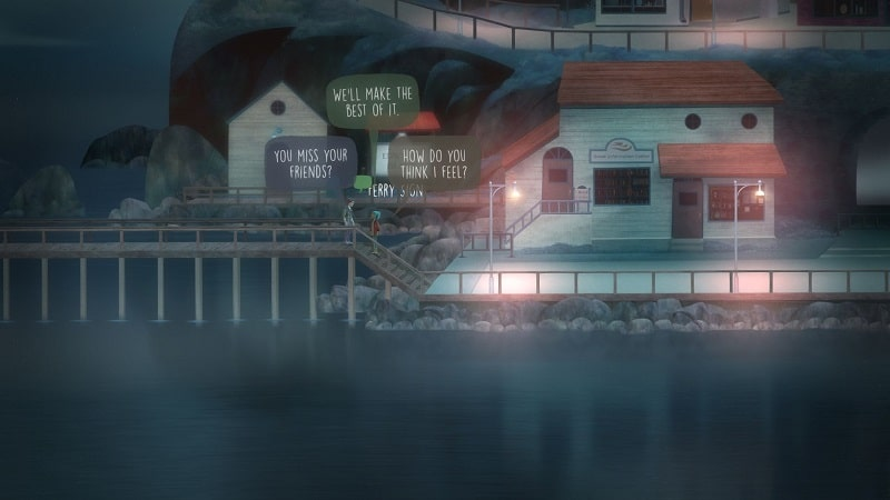 OXENFREE mod android