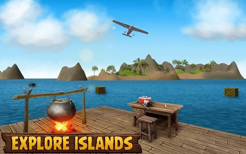 Ocean-Survival-mod