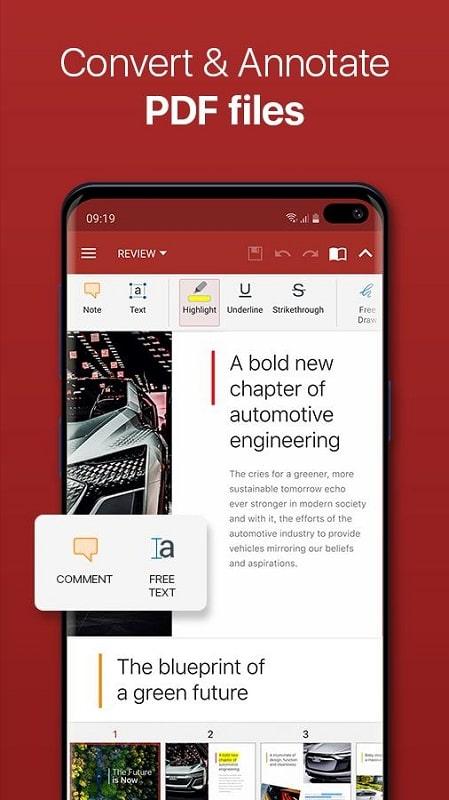 OfficeSuite Pro mod andoid