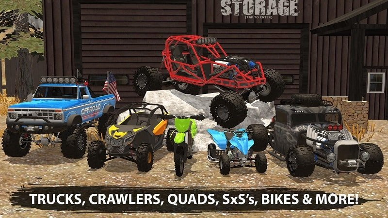 Offroad-Outlaws