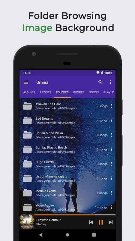 Omnia mod android