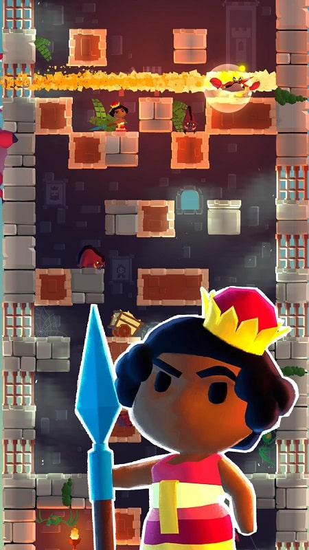 Once Upon a Tower mod apk
