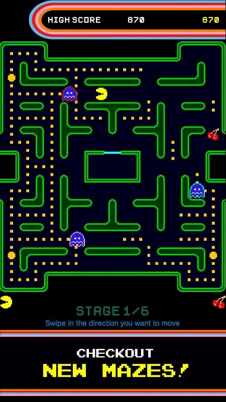 PAC MAN mod android