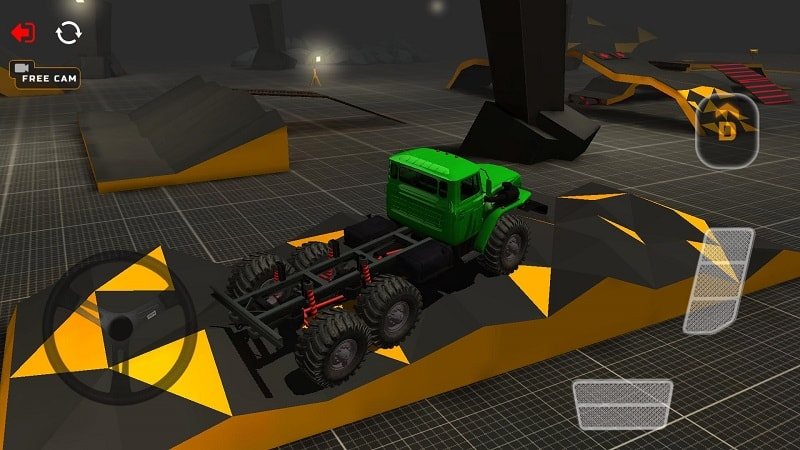 PROJECT OFFROAD mod free