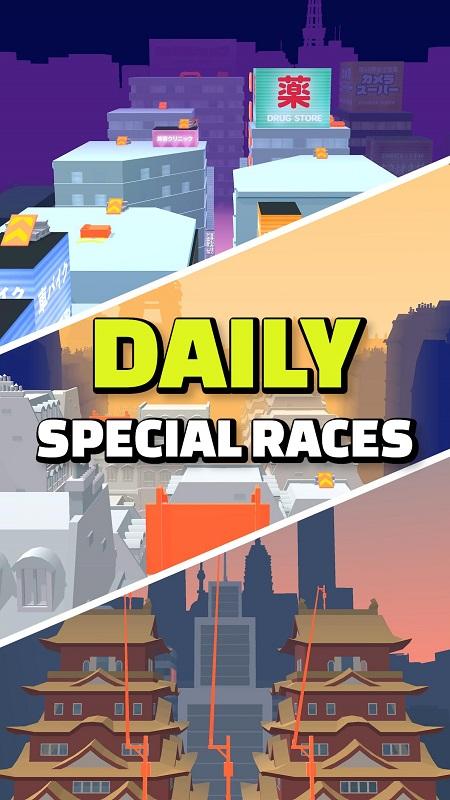 Parkour Race mod 3