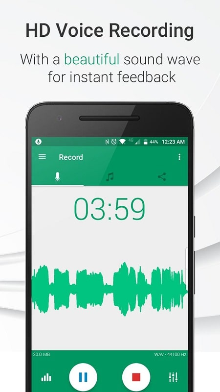 Parrot Voice Recorder mod apk