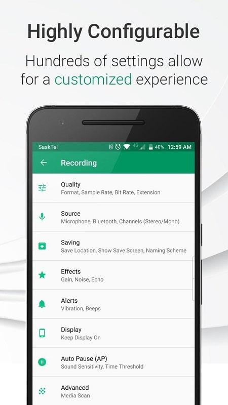 Parrot Voice Recorder mod free