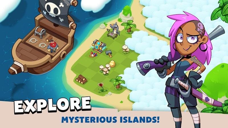 Pirate Evolution mod apk