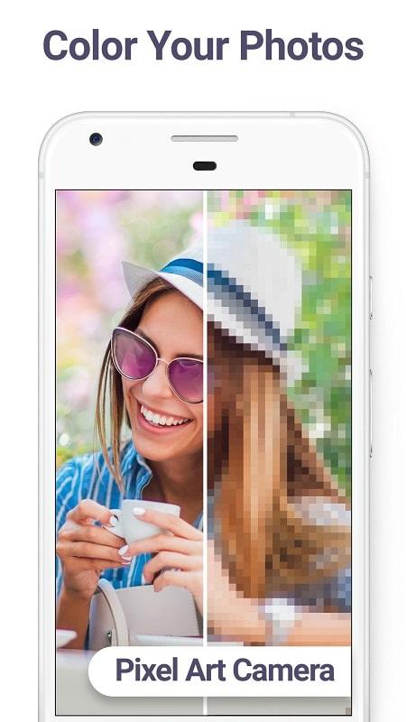 Pixel Art mod download