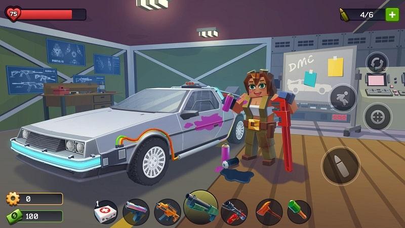 Pixel Combat mod apk