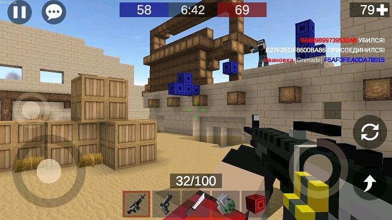 Pixel Combats 2 mod