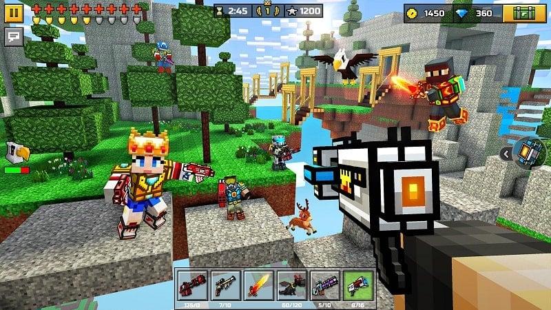 Pixel Gun 3D mod