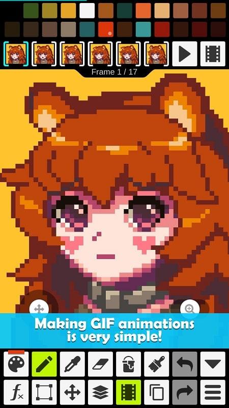Pixel Studio mod apk