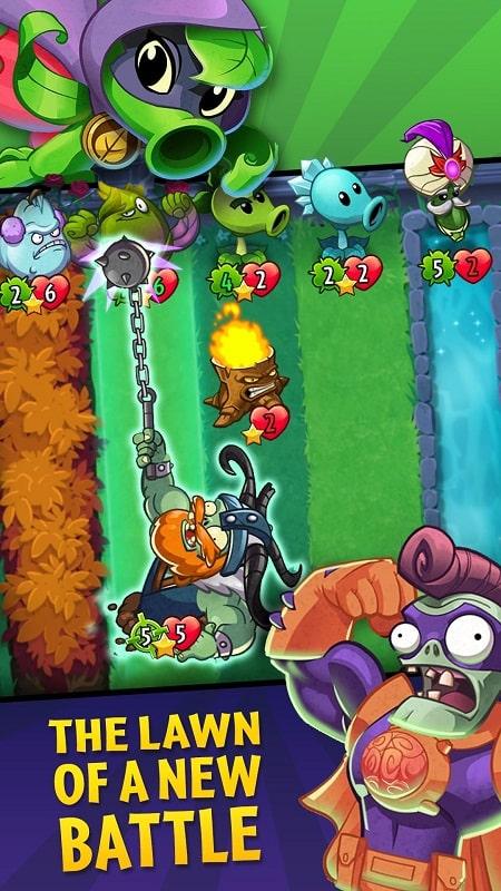 Plants vs Zombies Heroes mod