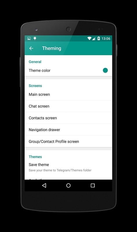 Plus Messenger mod android