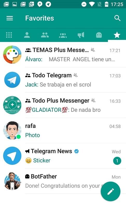 Plus Messenger mod download