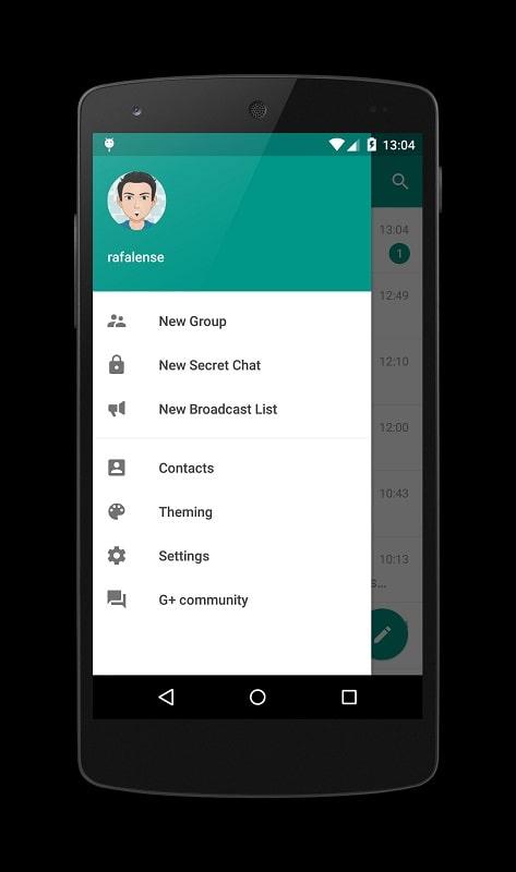 Plus Messenger mod free
