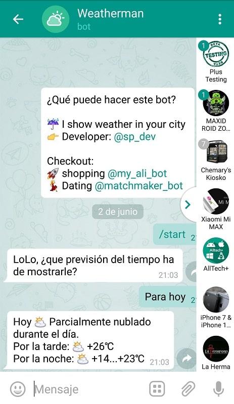 Plus Messenger mod