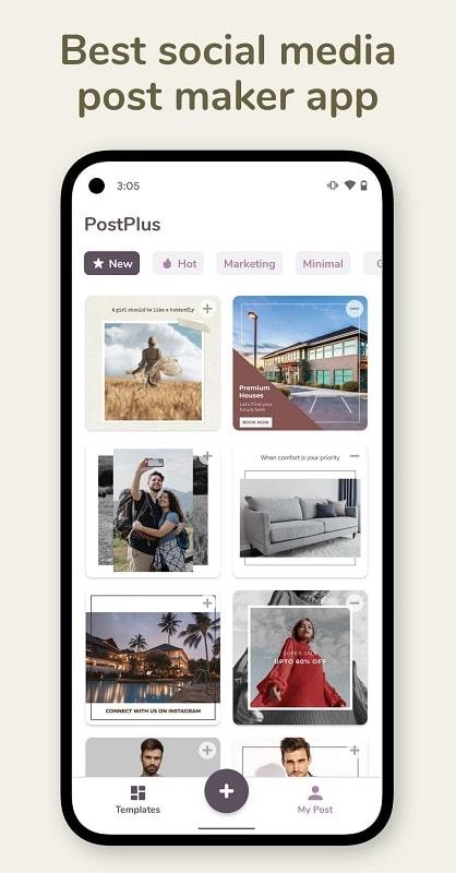 Post Maker PostPlus mod