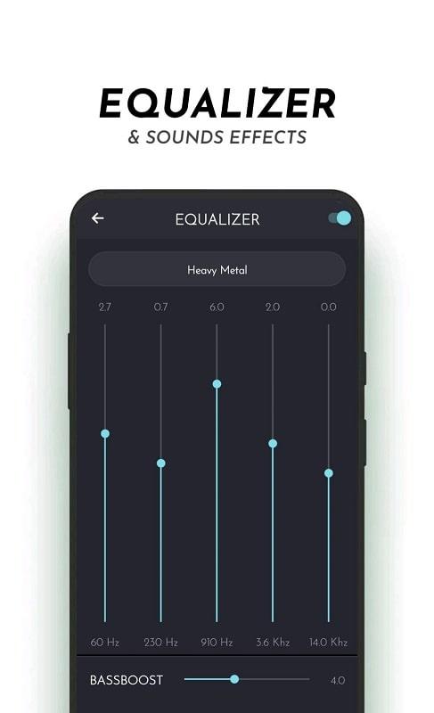 PowerAudio Pro Music Player mod free