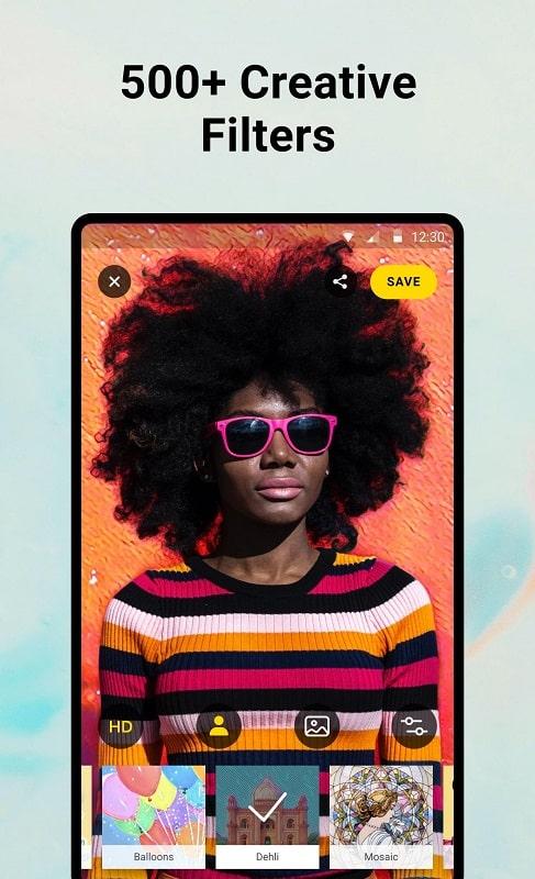 Prisma Photo Editor mod android