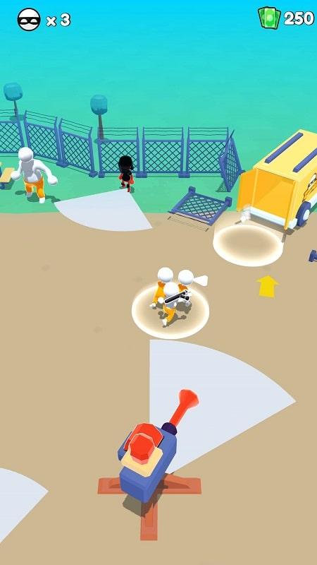 Prison Escape 3D mod apk