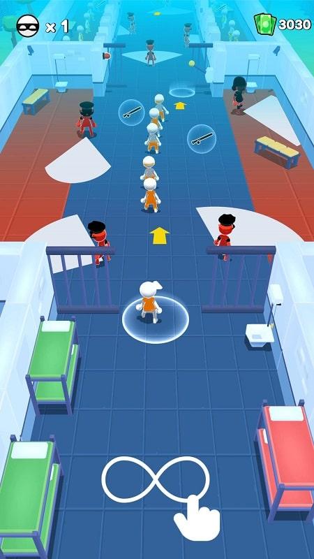 Prison Escape 3D mod mod