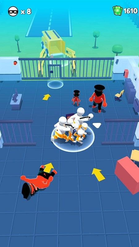 Prison Escape 3D mod