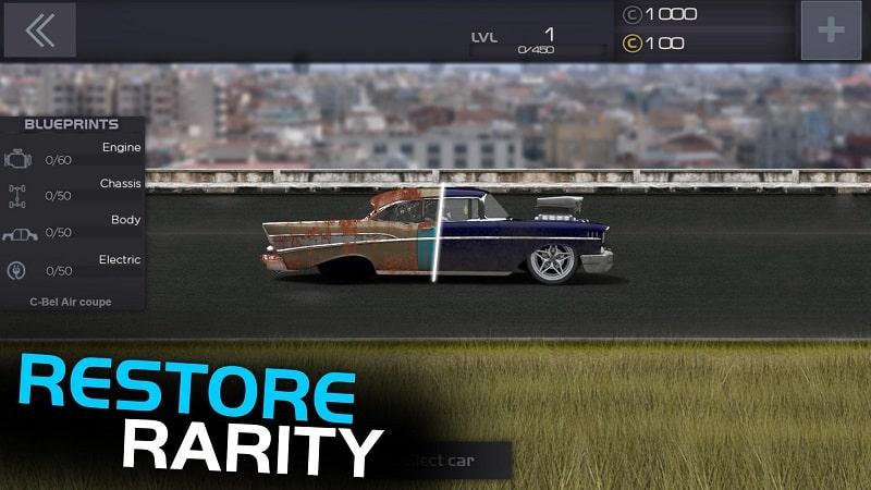 Project Drag Racing mod