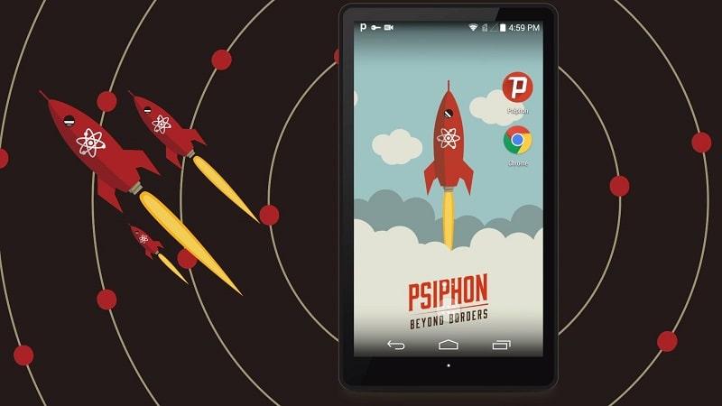 Psiphon Pro mod