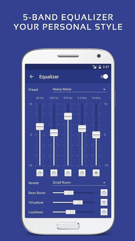Pulsar Music Player Pro mod android