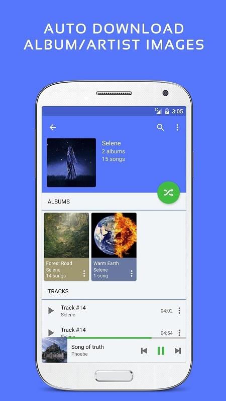 Pulsar Music Player Pro mod free