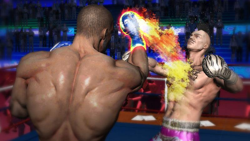 Punch Boxing 3D mod free